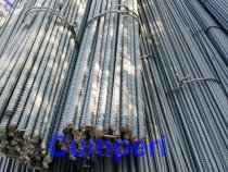 Fier beton striat bara12m ; FASONAT ;Plasa sudata ;Tego