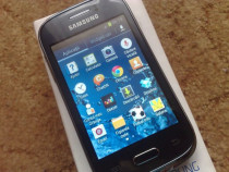 Samsung Galaxy Young GT-S6310 Blue, Impecabil