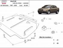 Scut metalic pentru cutia de viteze automata Audi A4 2000-20