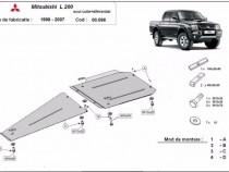 Scut metalic diferential Mitsubishi L200 1998-2007