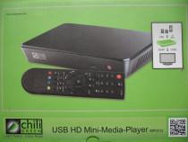CHILI GREEN, Austria, USB HD, Mini-Media-Player, nou, la cut