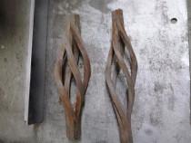Aparat torsionat si confectionat ornamente gard metalic