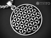 Amuletă Pandantiv Floarea Vietii - cod PND043