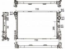 Radiator racire Mercedes E-Class W212 E200, E300, E350, E400