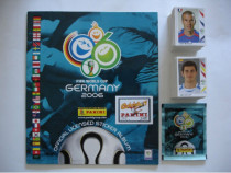 Panini World Cup Germania 2006 Set Complet + Album Mint