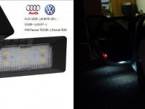 Lampa numar LED Audi Q5, A4, A5, S5, TT VW Passat 5 USI