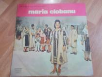 Vinil- Maria Ciobanu- In vale la noi la Olt, Electrecord