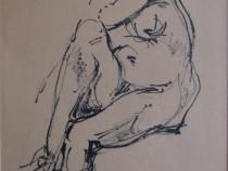 Wanda Sachelarie-Vladimirescu,Nud