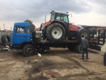 Tractari auto ( utilaje agricole)