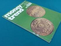 Revistă numismatică/money trend/ nr. 9*1983