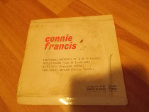 "Vinil- Connie Francis, MGM, made by ""HED-ARZI"""