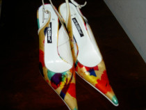 pantofi multicolori 39