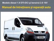 Manual reparatii Renault Trafic/Opel Vivaro/Nissan Primastar