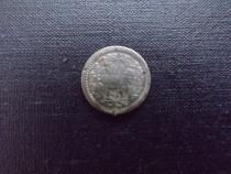 10 Cents 1916 Nederlanden Wilhelmina, din argint-de colectie
