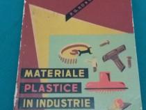 Materiale plastice în industrie/ p. g. konovalov/ 1963