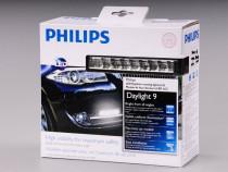 Lumini de zi LED DayLight Philips, calitate premium, 6000K