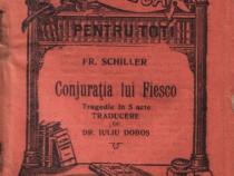 Conjuraţia lui Fiesco de Fr. Schiller