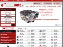 Magazin Online de Piese Auto - 900 lei