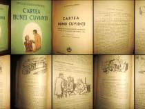 C. Colonas-Cartea Bunei Cuviinte Bucuresti 1947 Cartea Roman