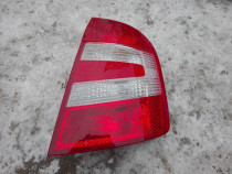 Stop Skoda Fabia 1 Hatchback Facelift
