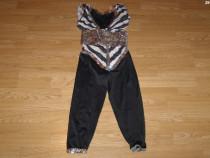 Costum serbare gimnastica dans pentru copii de 6-7 ani