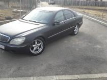 Mercedes S320I GPL 2002