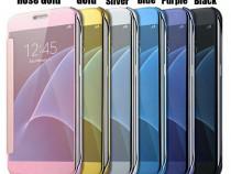 Husa Clear View Samsung Galaxy  A5 ( 2016 )