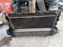 Radiator apa clima intercooler electroventilator ford focus
