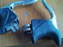 Manete de frana cursiera cu cabluri ascunse