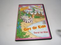 Darul lui Kleo, DVD desene animate, subtitrat romana!