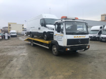 Camion transport auto/utilaje santu
