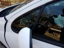 Geam fix usa stanga fata Peugeot 207, coupe, 2008