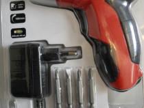 HITEK, Italia, surubelnita electrica (autofiletanta) noua
