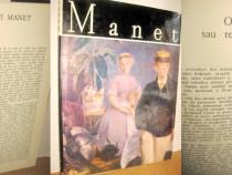 6629- Album de Arta Manet anii 1970-80 cartonat gros.