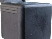 Releu 12V, 40A, 25x28x26mm - 128470