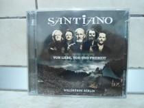 CD muzica, Santiano Von Liebe, Tod Und Freihe/nou in folie