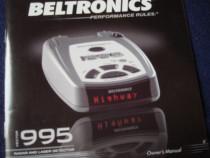 Detector radar beltronics