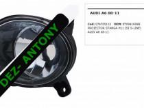 Proiector stanga 4 usi Sedan / S-Line Audi A4