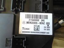 2115453532 modul usa spate mercedes cls 320 cdi w219