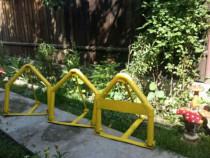 Suporti blocare parcare - triunghi blocator