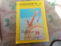 Revista Radioamator YO, nr 5/ 1991.