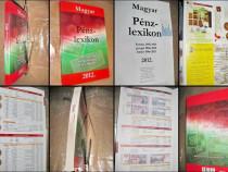 Catalog monede-Maghiar Penz Lexicon 2012. Stare foarte buna.