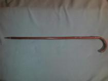 Baston bavarez lungime 88 cm cu 5 insigne