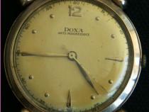 Ceas de mana colectie DOXA carcasa aur
