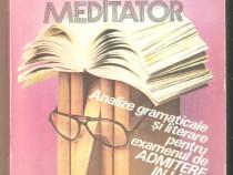 Meditatii fara meditator-A.D.Burca**