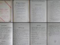 2 Reviste numismatica Franta 5 si 28 Mai 1913.Monede antice.