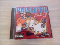 Parazitii-Confort 3 CD original