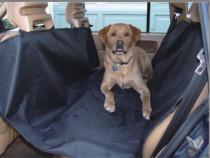 Husa protectie bancheta spate pentru animale de companie