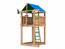 Locuri de joaca Copii Jungle Gym Lodge - livrare in tara
