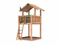 Loc de joaca Copii, Jungle Gym Chalet - Livrare in Tara
